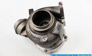 Turbosprężarka  715910-1