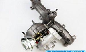 Turbosprężarka 716860-1