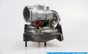 Turbosprężarka 717858-4