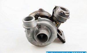 Turbosprężarka 723167-4