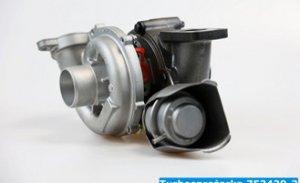 Turbosprężarka 753420-2