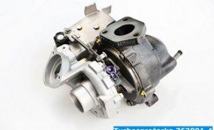 Turbosprężarka 763091-4