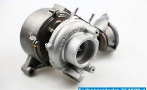 Turbosprężarka 764609-1