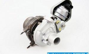 Turbosprężarka 828578-3