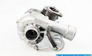Turbosprężarka VA63