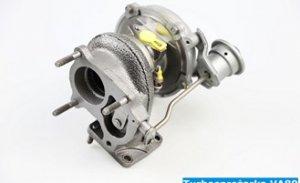 Turbosprężarka VA80