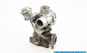 Turbosprężarka VJ27