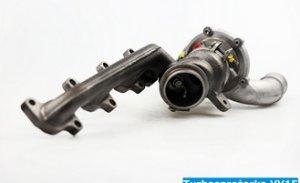 Turbosprężarka VV15