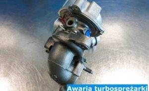 Objawy awarii turbosprężarki