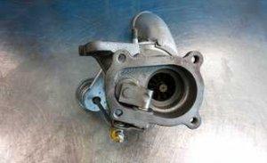 Duże zmiany - BUDOWA TURBINY SAMOCHODOWEJ – części do regeneracji turbosprężarki