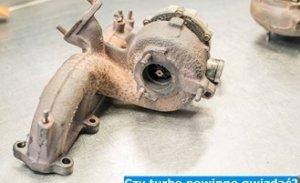 Czy turbo powinno gwizdać?
