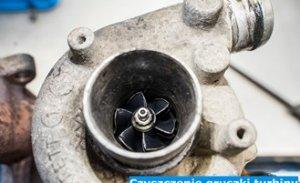 Czyszczenie gruszki turbiny