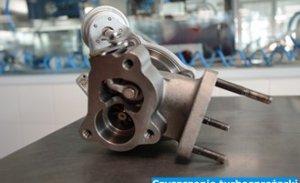 Czyszczenie turbosprężarki