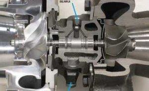 Usterki turbosprężarki - eksploatacja, uszkodzenia, diagnostyka
