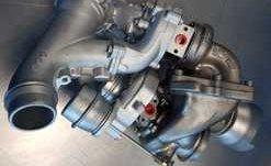 Smarowanie silnika, a działanie turbiny – Passat B5