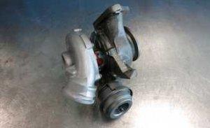 Turbosprężarka o zmiennej geometrii – Turbina passat b5
