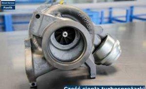 Jaka jest różnica między turbiną a turbosprężarką?