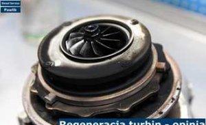 Regeneracja turbin - Opinie na temat przeprowadzonych napraw