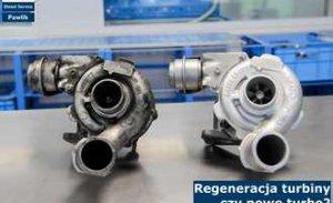 Regeneracja turbiny czy nowe turbo?