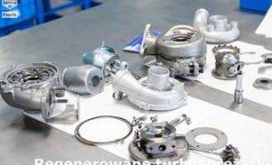 Regenerowane Turbosprężarki