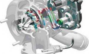 Doładowanie w turbosprężarkach - regulacja zmiennej geometrii