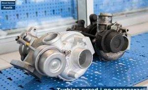 Jaki jest koszt regeneracji turbosprężarki?