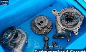 Działanie Turbosprężarki - Porównanie działania turbiny a kompresora