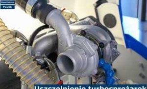 Uszczelnienie turbospręzarek - Budowa i zastosowanie układu