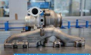 Jak wygląda turbosprężarka ze zmienną geometrią?