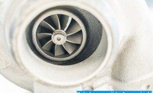 Koło kompresji turbosprężarki