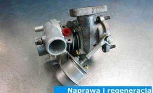 Naprawa turbosprężarki Warszawa