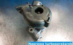 Regeneracja turbosprężarek Kielce