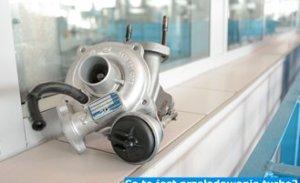 Co to jest przeładowanie turbo?