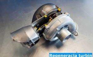Regeneracja turbin Legnica