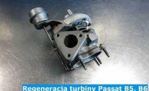 Melett serwisy – Regeneracja Turbiny Passat B5