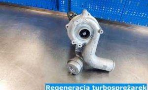 Regeneracja Turbosprężarek Częstochowa – Melett TURBO-SERWIS