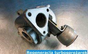 Regeneracja Turbosprężarek Sosnowiec – Warsztat-Turbo MELETT