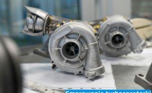 Smarowanie turbosprężarki