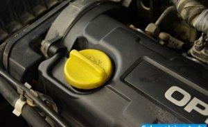 Spływ oleju z turbo