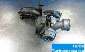 Turbosprężarka, Turbo | Turbina samochodowa zasada działania