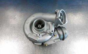 Turbosprężarka - część 2