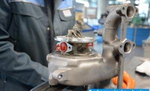 Turbosprężarka - tuning