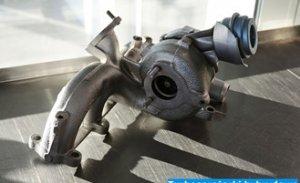 Turbosprężarki hybrydowe