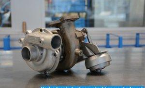 Uszkodzenie turbosprężarki samochodowej