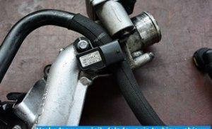 Uszkodzony czujnik doładowania turbiny - objawy