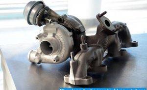 Wymiana turbosprężarki na większą