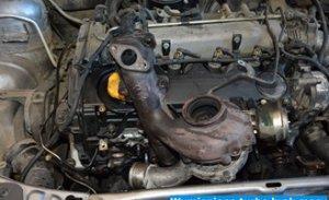 Wymienione turbo brak mocy