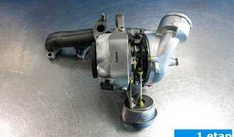 Wymiana turbosprężarki