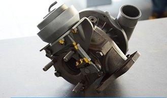 Nieprawidłowa regulacja zderzaka VNT | Kalibracja turbo