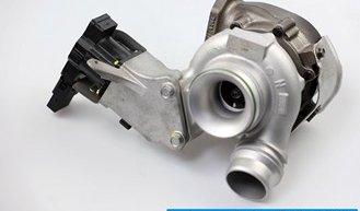 Turbosprężarka 17201-33010